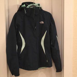 The North Face ski jacket